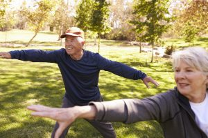 tai chi, rheumatoid arthritis, orthopaedic specialist, Virginia Orthopaedic & Spine Specialists