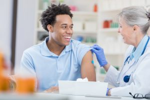 Flu Shot Bon Secours